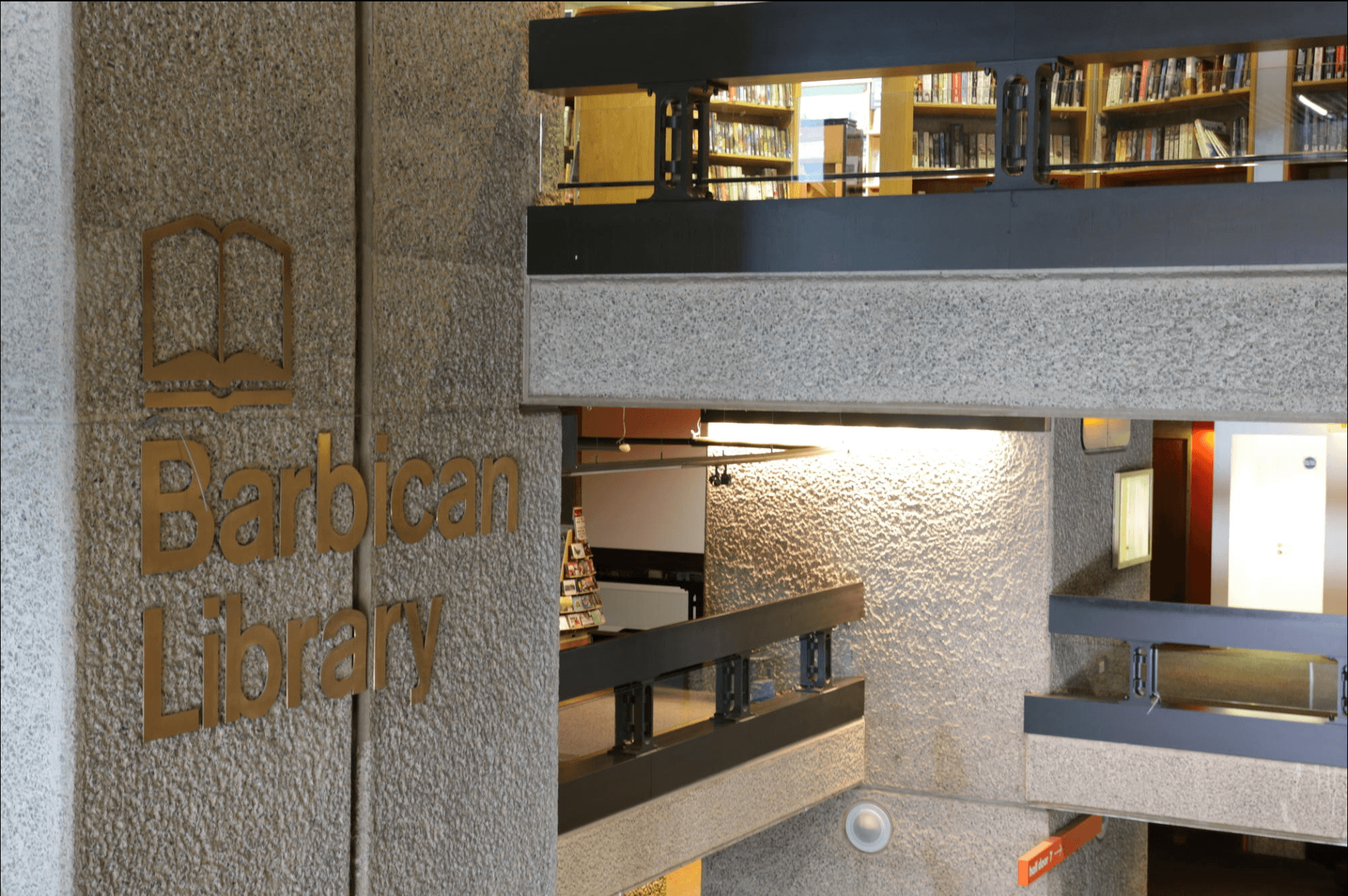 Barbican library