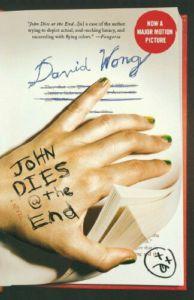 David Wong's John Dies at the End