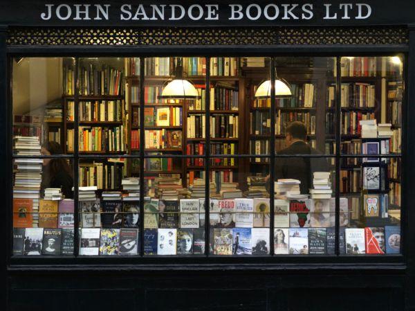 Independent bookshop