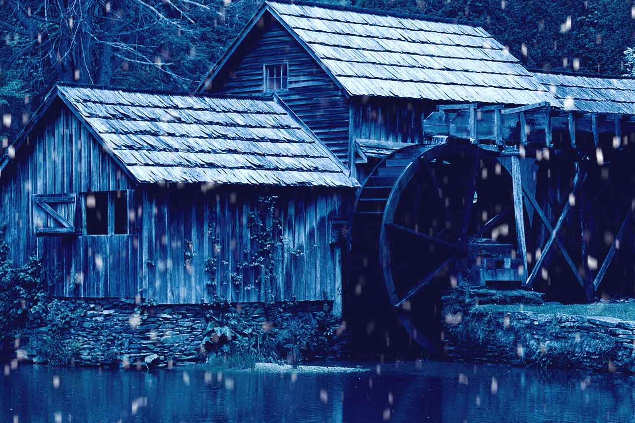 old mill ghost story