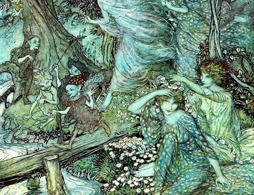 Elves – A Concise History