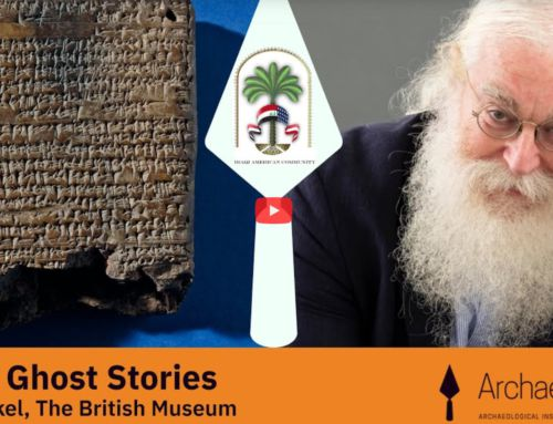 The First Ghost Stories | Dr. Irving Finkel