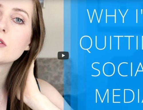 Quit Using Organic Social Media for your work?